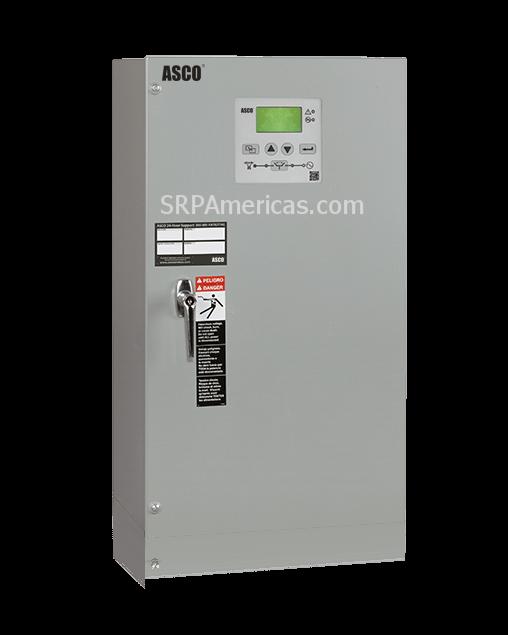 ASCO 300 Series transfer switch