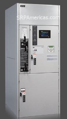ASCO 4000/7000 Series transfer switch
