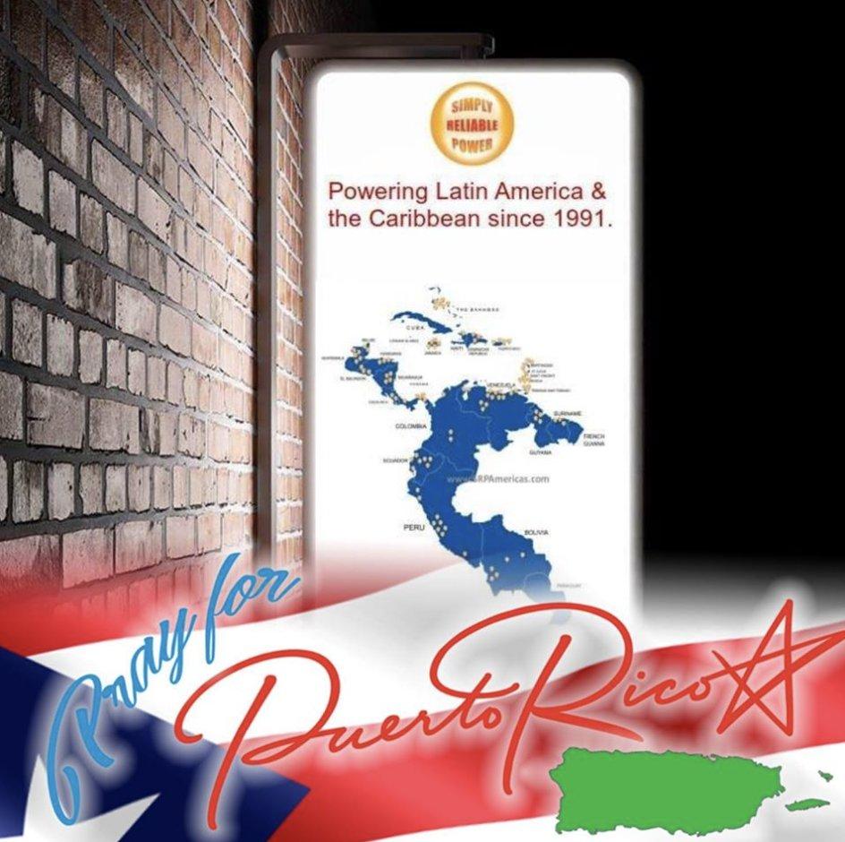 Respuesta inmediata y oportuna para el suministro de Generadores Eléctricos en Puerto Rico