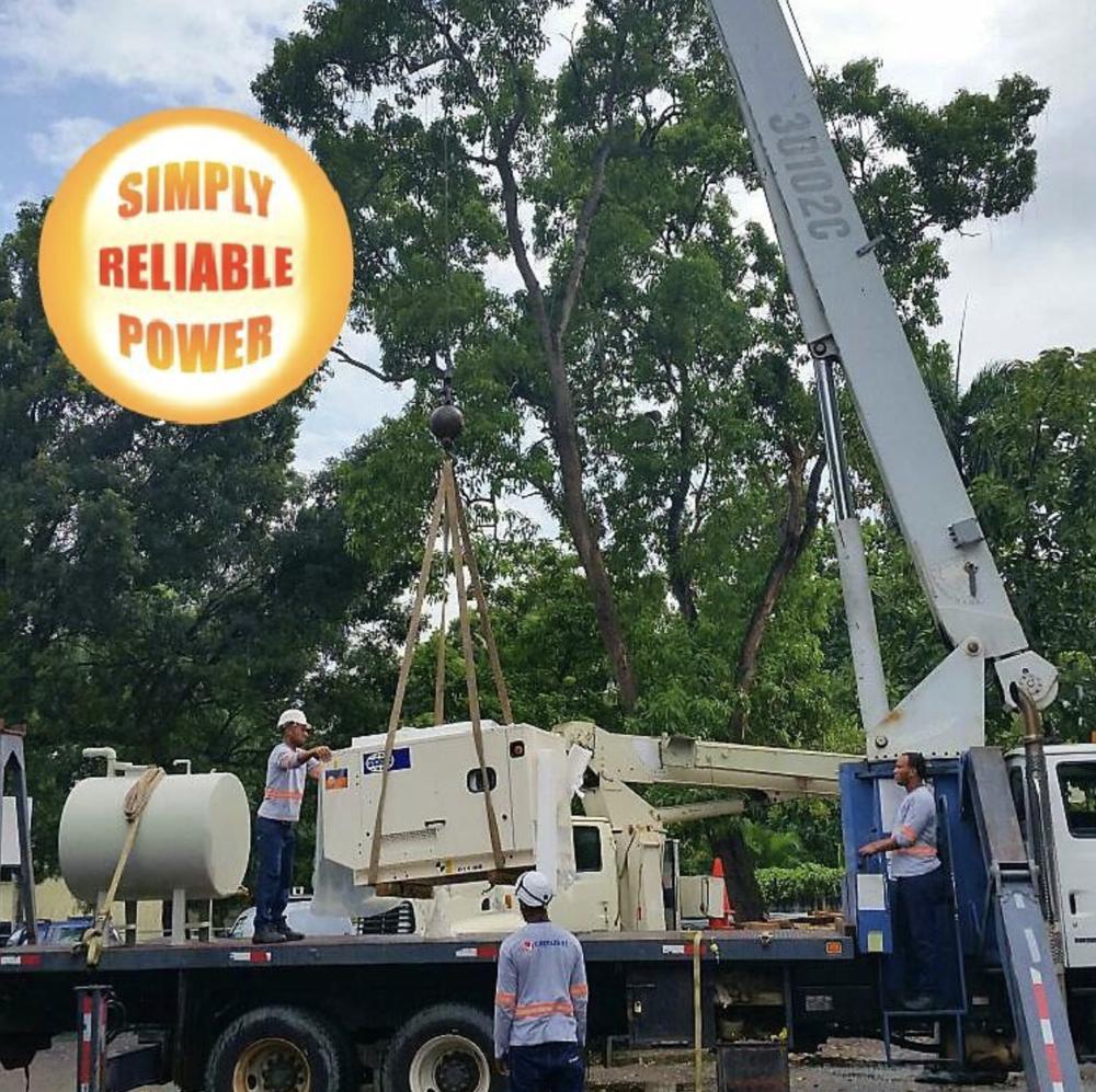 Servicio y Soporte de Generadores Eléctricos en Puerto Rico