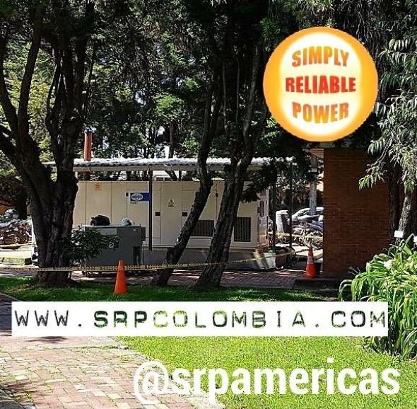 Plantas Eléctricas FG Wilson en Colombia