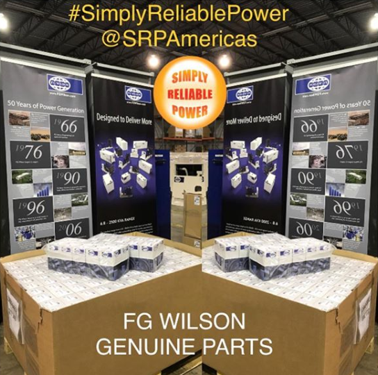 FG Wilson Genuine Parts