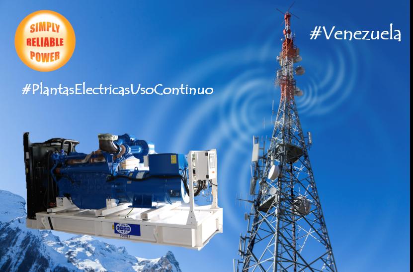 Plantas Electricas en Venezuela