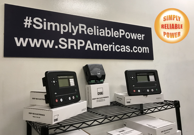 Industry leading Genset and ATS Control Modules. - We carry an extensive inventory and train our clients and local network onDeep Sea Panels for FG Wilson, Mitsubishi and SR Power Generators