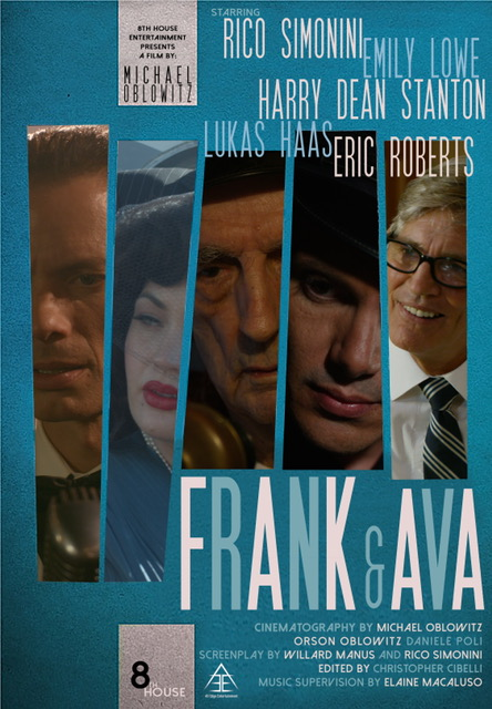 ... - Chris appears in Frank and Ava with original composition. Coming 2018