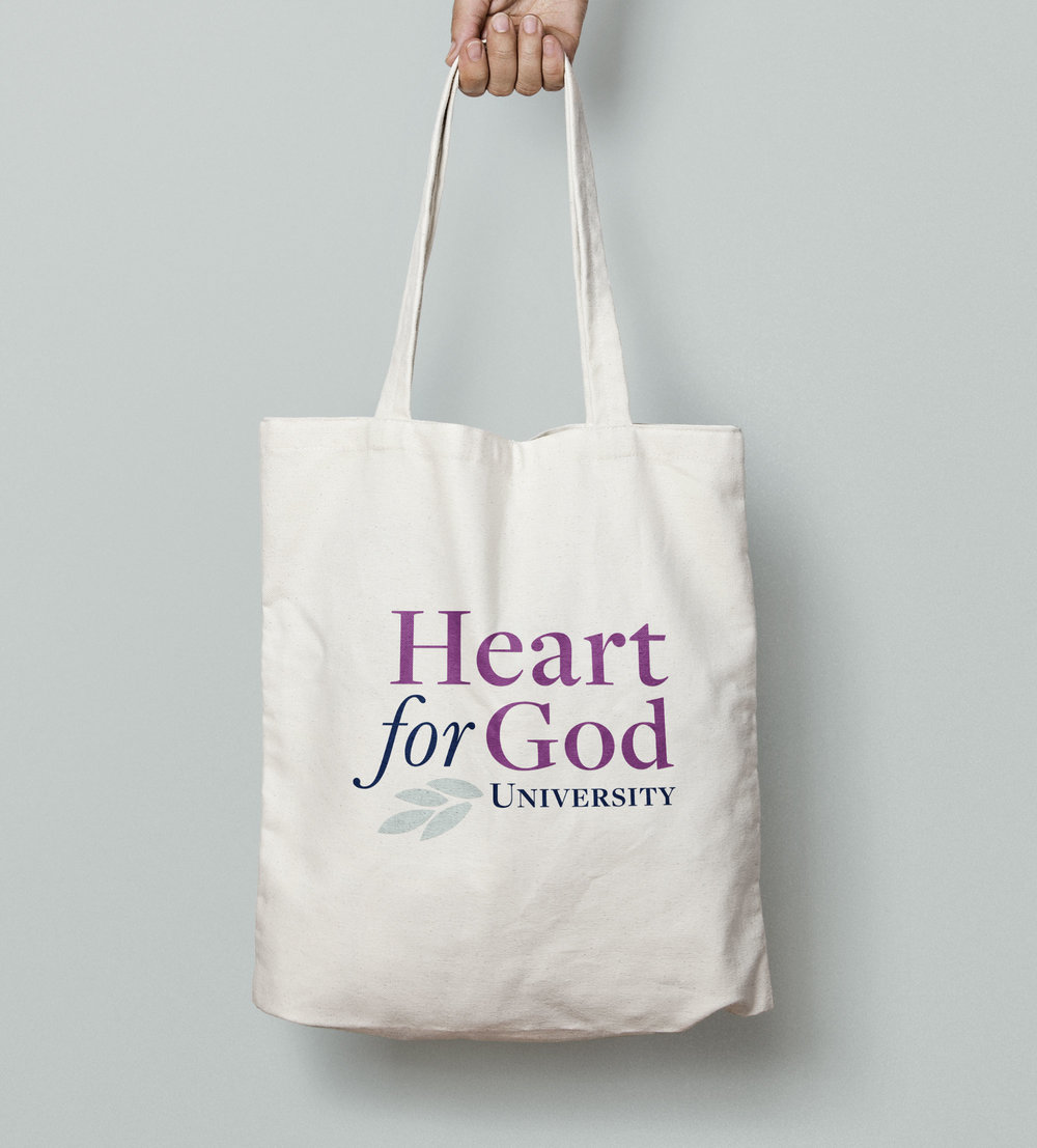heart for god university   brand | web