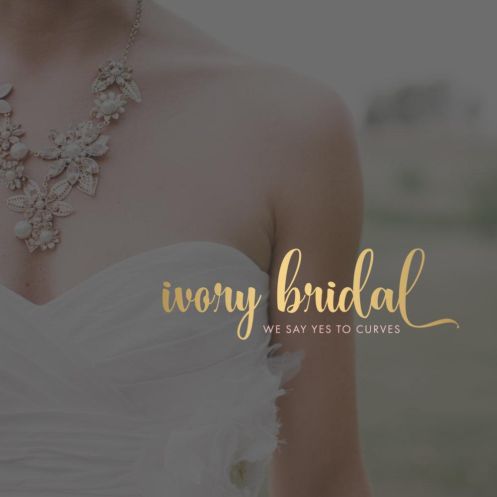 ivory bridal   Brand | print