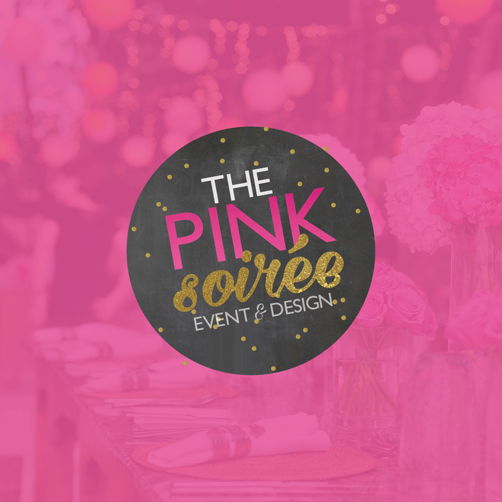 The Pink Soiree Event & Design Brand | Print