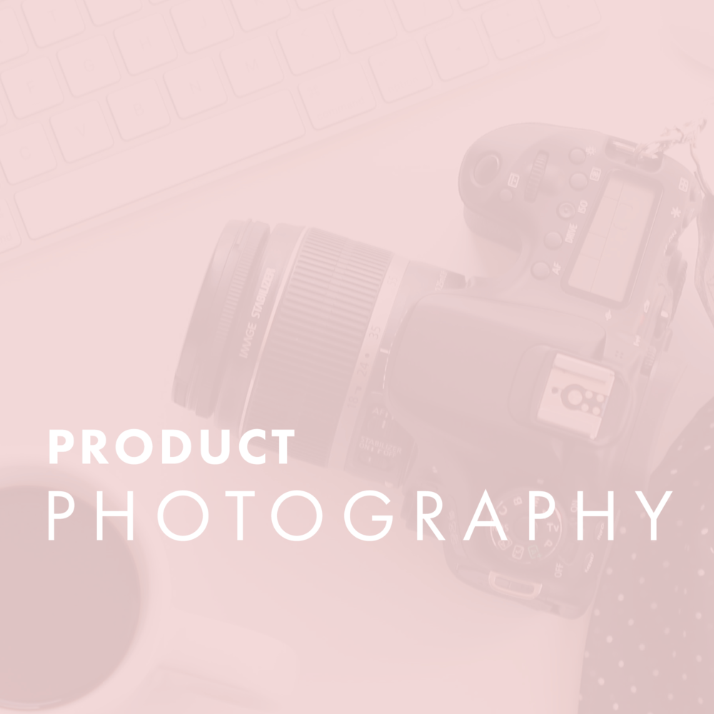 Let us do the Brand Styling of your products for use on your online shop, social media, blog and marketing materials.  LEARN MORE