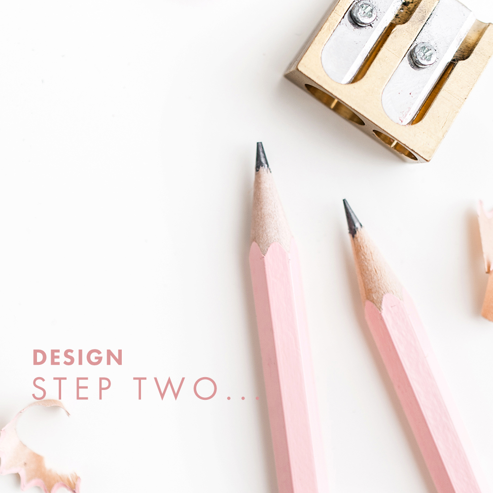 - After the brand discovery phase, we'll do some research and begin to craft your unique brand design. Once the design concepts are ready, you will be able to review each concept and make revisions to the chosen concept.