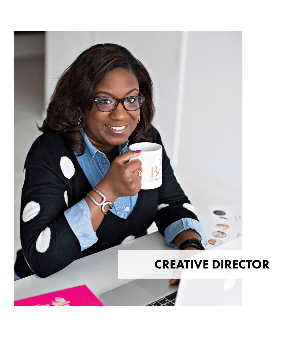 Kenyé - Hello, I am the owner and Creative Director of Red Velvet Ink. I moved to the big state of Texas with the hubby back in 2015 but I'm a North Carolinian at heart. I'm a true southern belle, a mama of two sweet little ones and I love spending time with family. I have a Bachelor of Science Degree in Graphic Communications Systems from North Carolina Agricultural & Technical State University {{Aggie Pride!!}}. I have 15+ years of professional design experience in the field of Graphic Design and I've worked for two Fortune 500 hundred companies. I have experience working with a printing company as well as a local newspaper business. After gaining all of that expertise and knowledge, I decided to take the leap and go into business for myself to help small business owners.