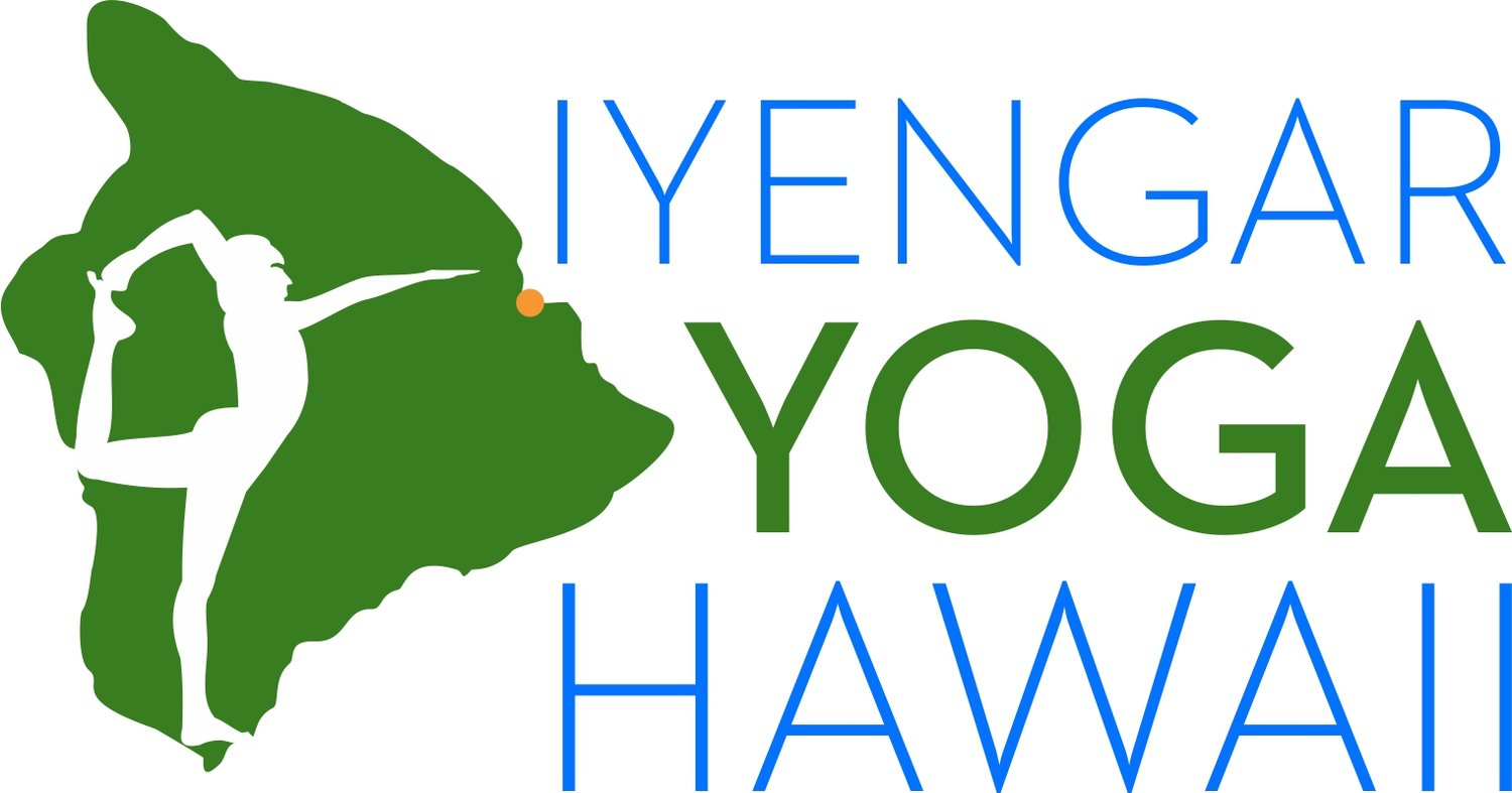 Iyengar Yoga Hawaii