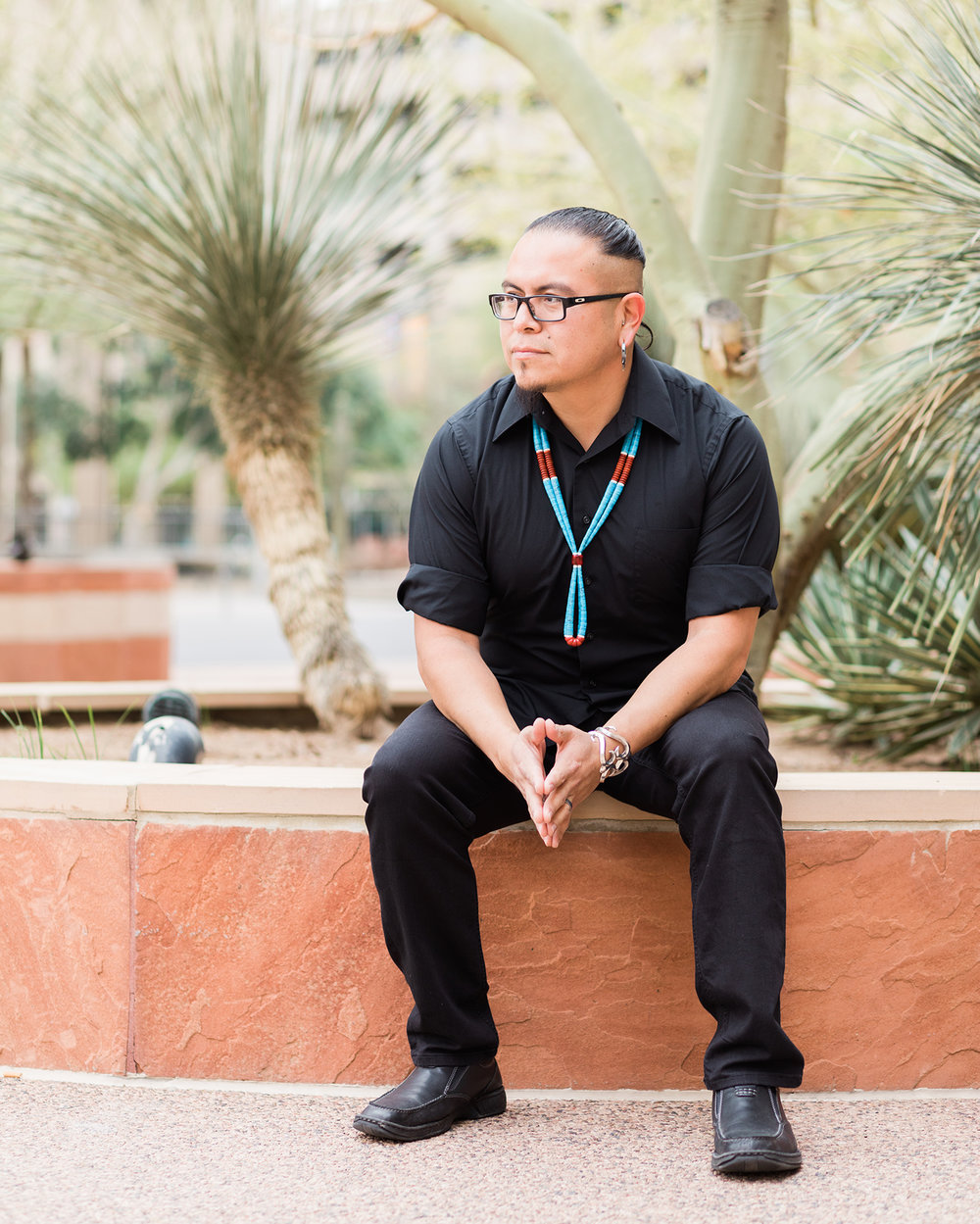 Loren Aragon - Fashion Designer & Artist |Acoma Pueblo