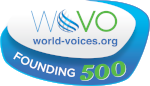 fran mcclellan is a proud founding 500 member of the world voices organization