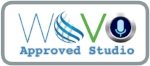 fran mcclellan's voiceover recording studio is a world voices organization (WoVO)- approved studio