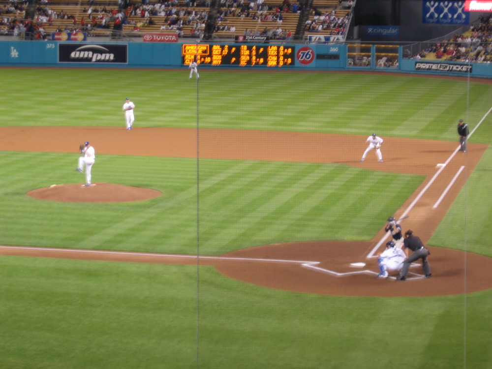 Dodger StaDium, Los Angeles, Ca 2007