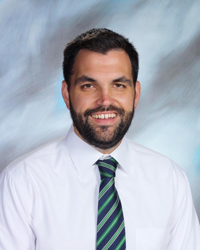 Kevin Parkins, Principal