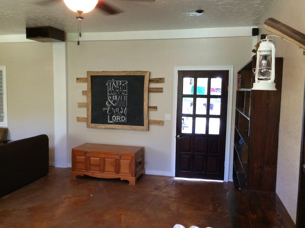 Copy of Prayer Room and Reading Nook