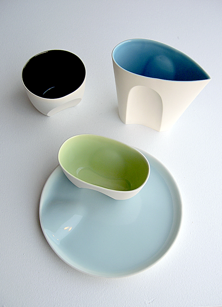 Arc tableware & Tableware u2014 clayform : Handmade danish design from Copenhagen