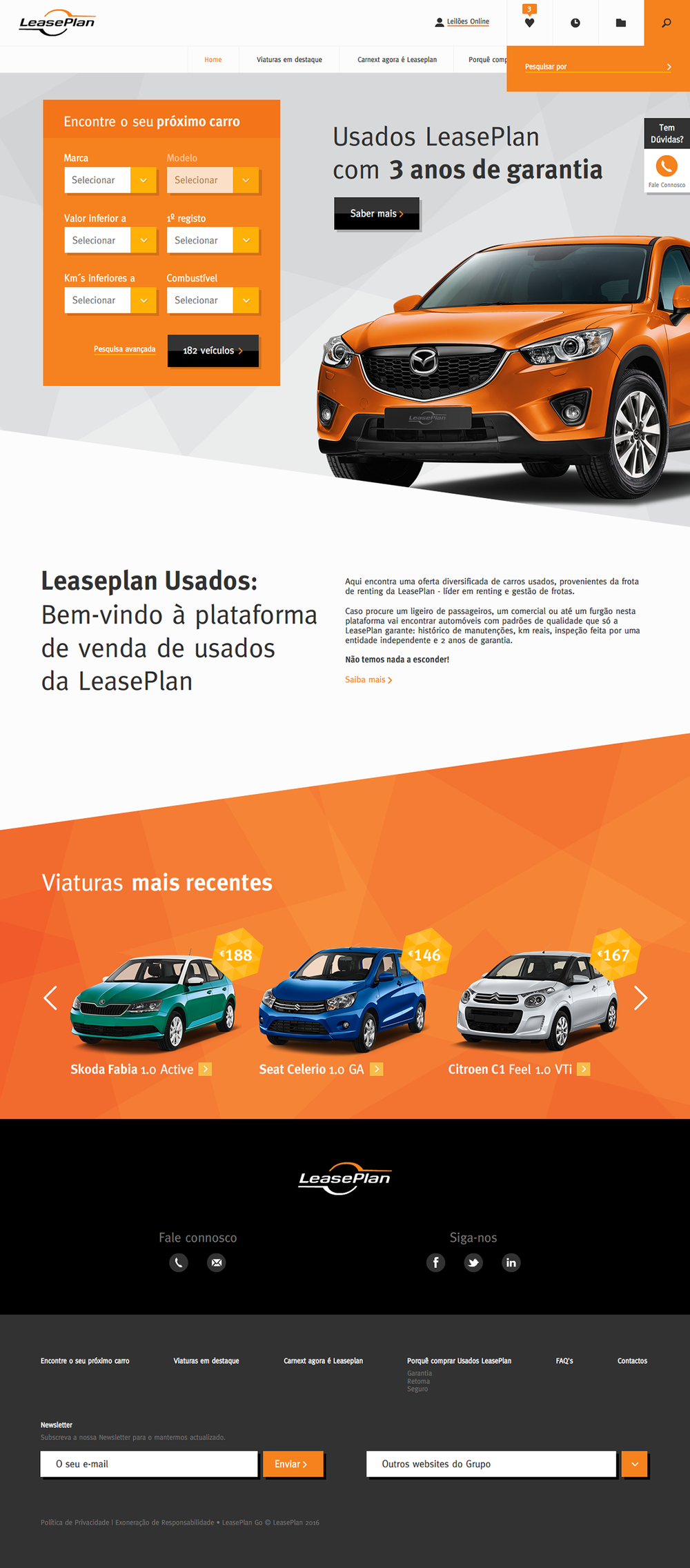Leaseplan Used Cars Leaseplan Used Cars Website Luis Bacharel