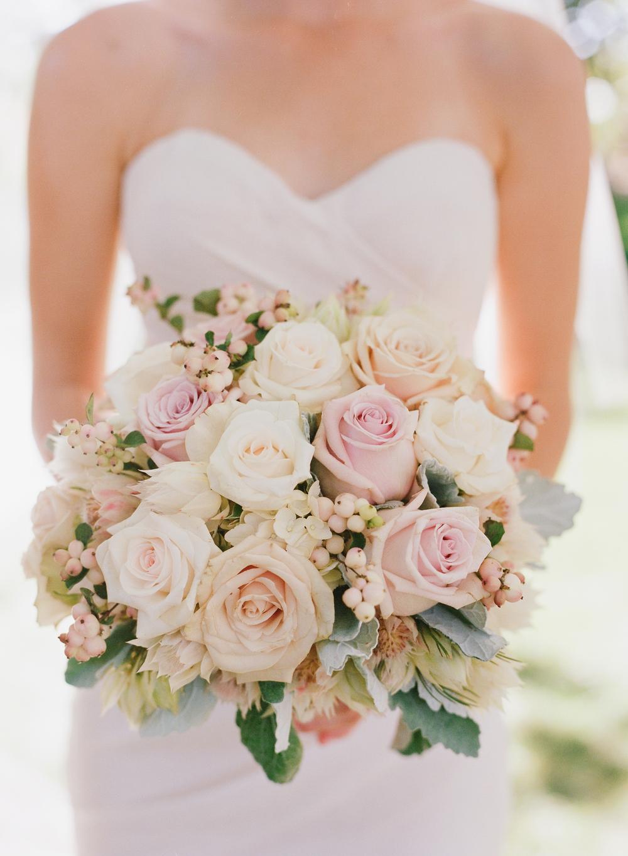 Stunning Pastel Bridal Bouquet
