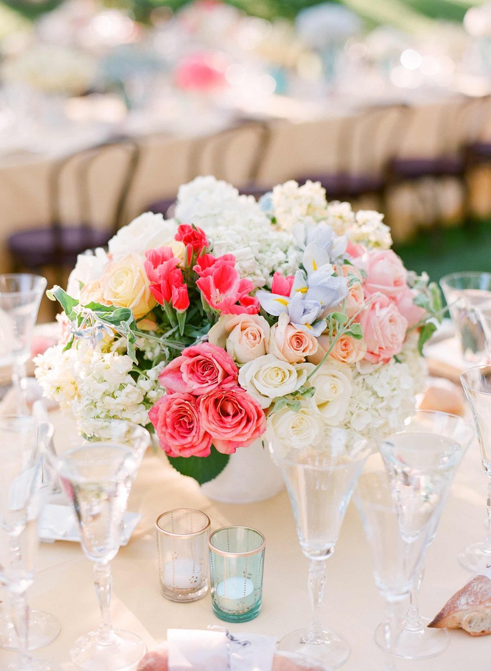 Artistic Wedding Centerpieces