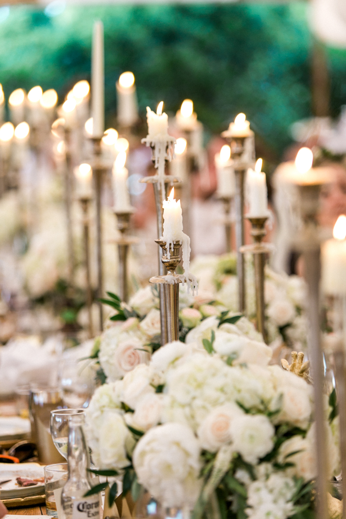 Reception by Candlelight