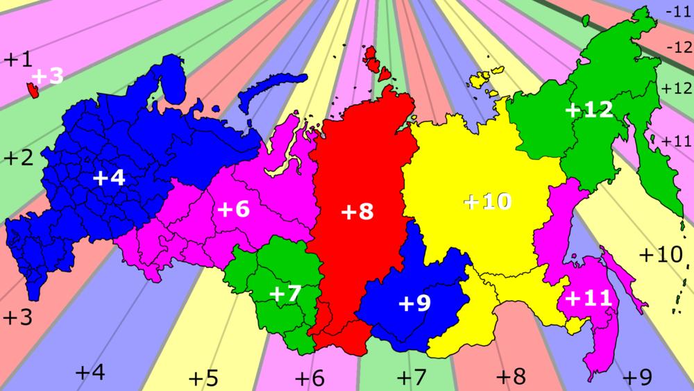 MapWithTimezones