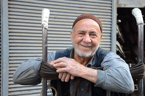 Istanbul_Bazaar shopkeeper
