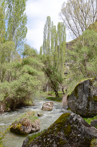 Ihlara Valley_Melendiz Stream