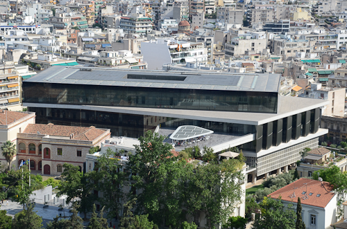 New Acropolis Museum_Athens