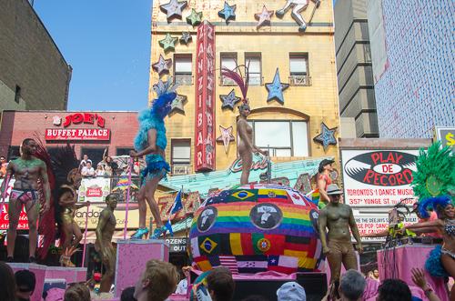 Toronto Pride Festival 2014-2