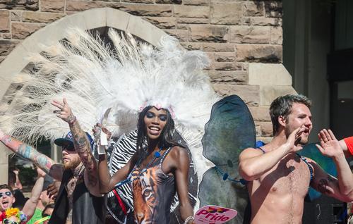 Toronto Pride Festival 2014