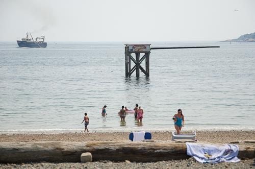 Gloucester MA beach