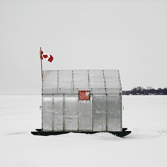 Richard Johnson_Ice hut_Ontario-2