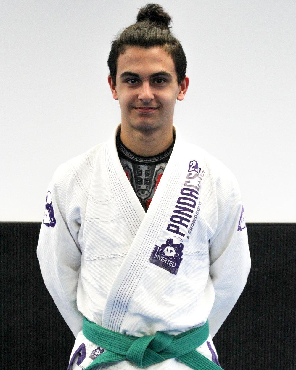 Coach Adrian Sadeghi