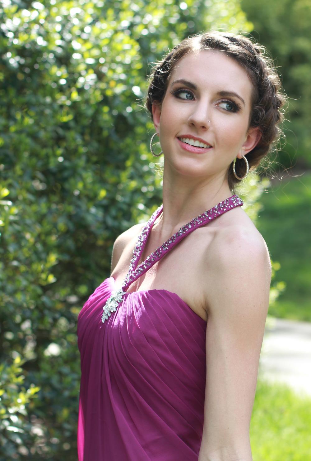 Bohemian Wedding | Bridesmaid | Brookeside Gardens - Jess Rudolph Photography: : www.jessrudolph.com