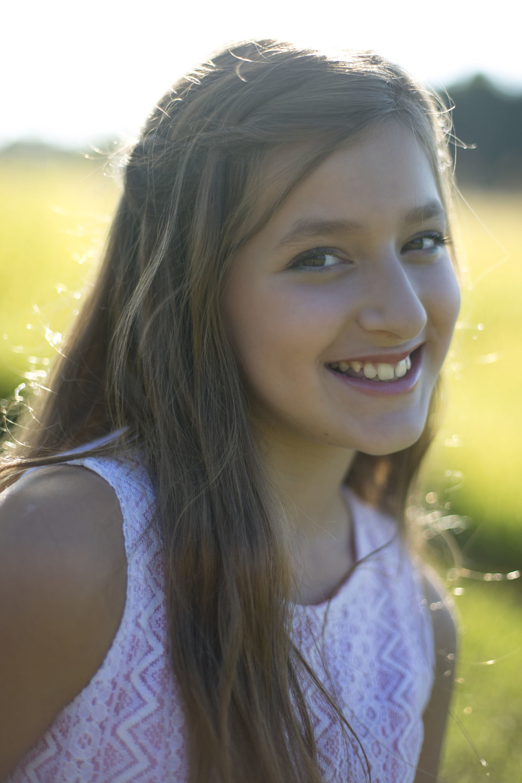 Individual Girl Portrait | Jess Rudolph Photography: www.jessrudolph.com
