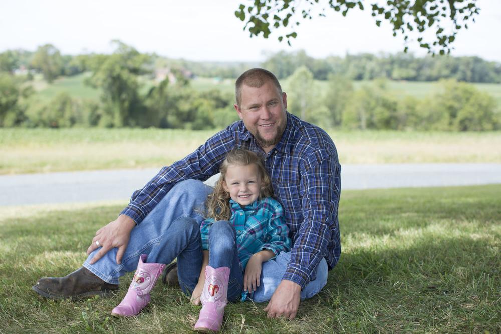 Family Portraits | Jarrettsville, MD - Jess Rudolph Photography: www.jessrudolph.com
