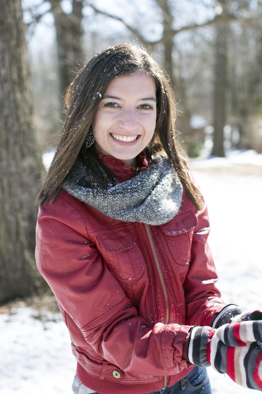 Snowy Portraits | Jess Rudolph Photography | www.jessrudolph.com