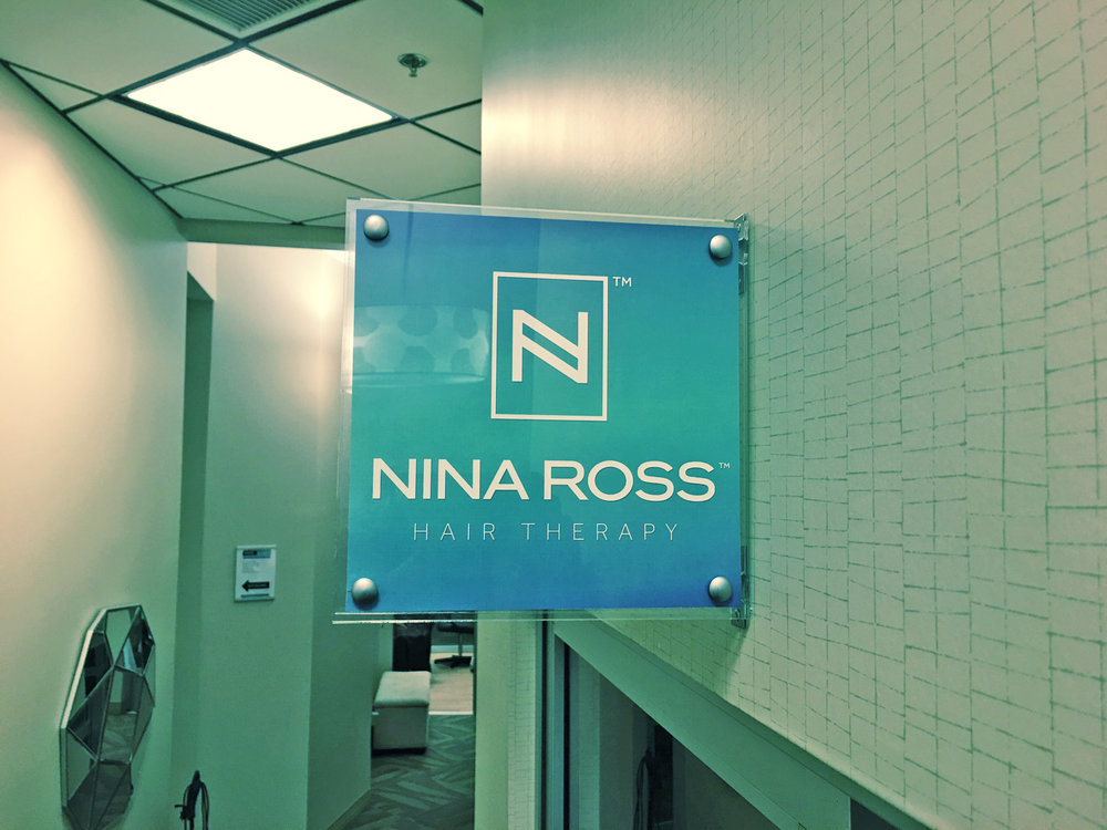 Nina Ross Hair Therapy Atlanta