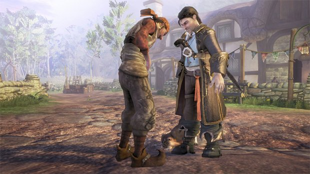 Fable 2 Screenshot from GamesRadar