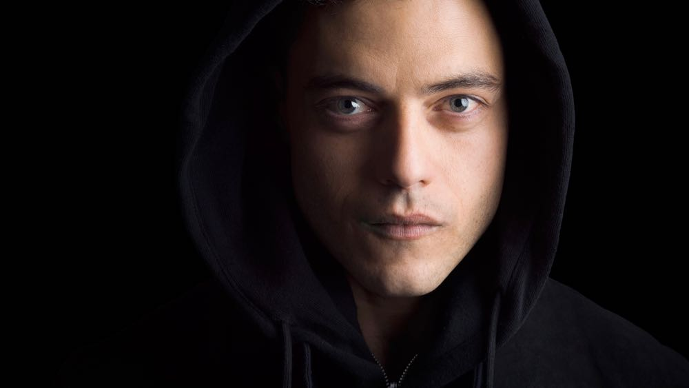 Mr. Robot actor Rami Malek as Elliot. Image from USA Television.