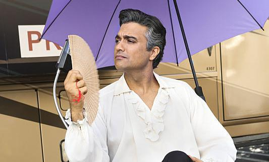 Rogelio de la Vega from Jane The Virgin. Screenshot credit to the CW Network.