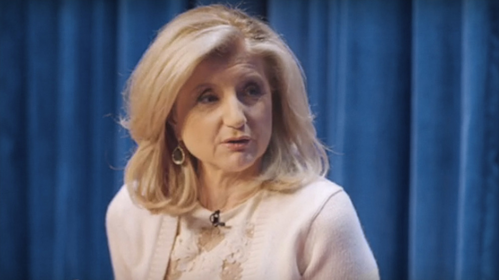 Arianna Huffington, Chair/Editor-In-Chief  Huffington Post Media Group