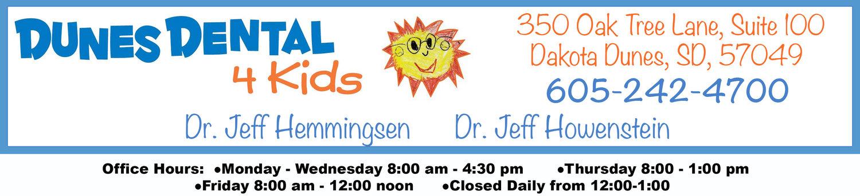 Contact Us — Dunes Dental 4 Kids