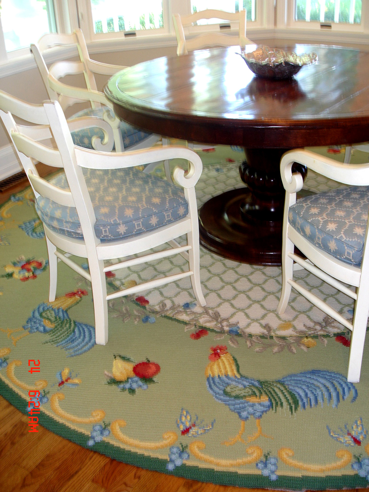 Rossiter Custom wool hand crafted needlepoint Portugese rug.JPG