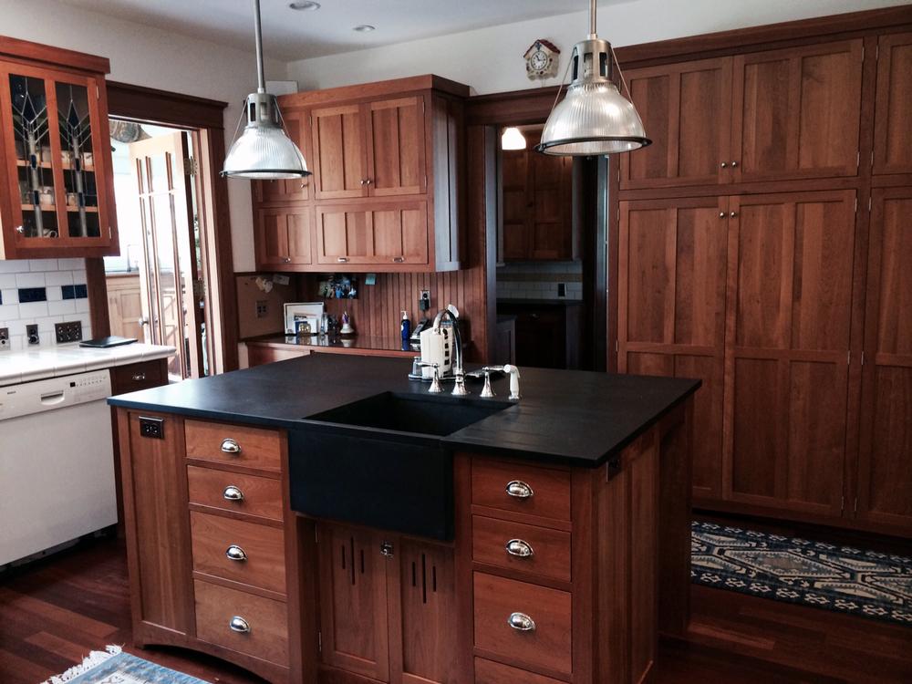 northern Michigan kitchen design