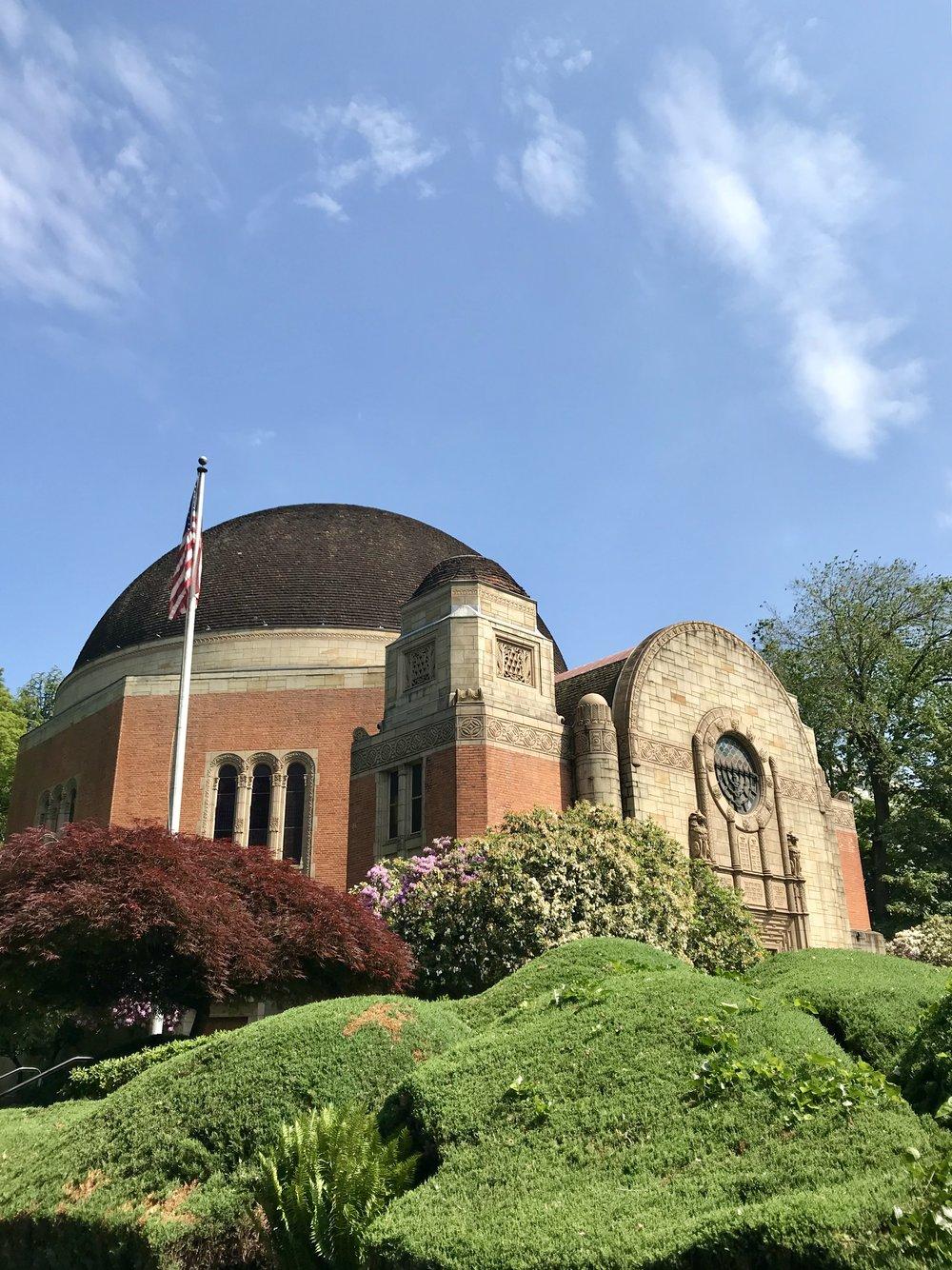 Portland Synagogue