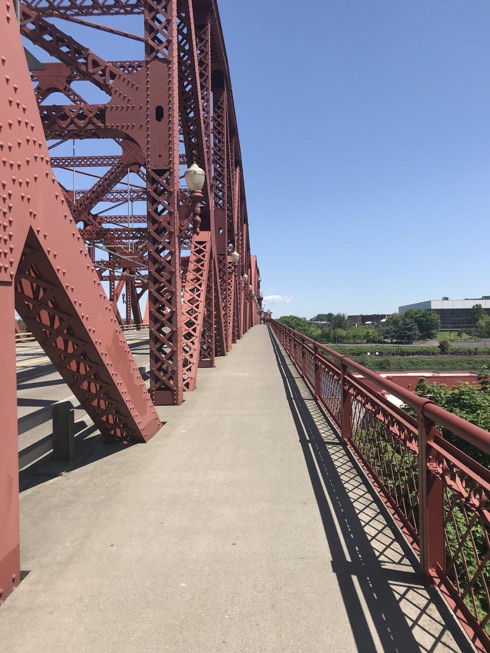 Broadway Bridge Portland, Oregon